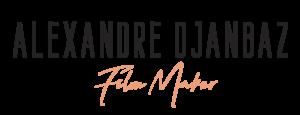 LOGO ALEXANDRE DJANBAZ VIDEASTE MARIAGE